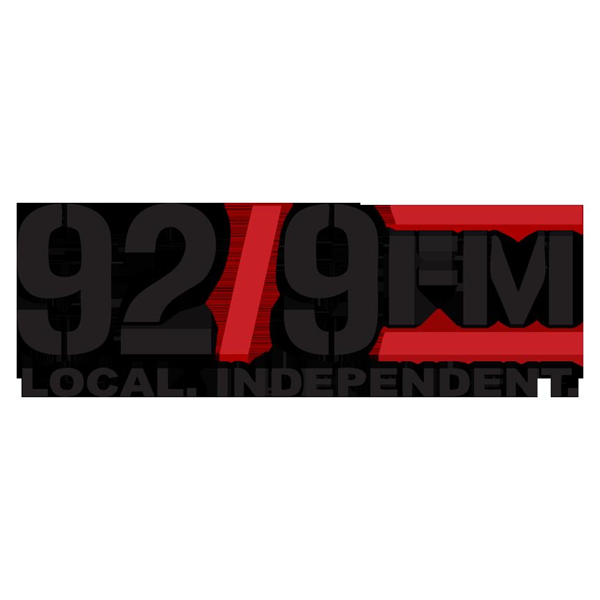 92.9 FM